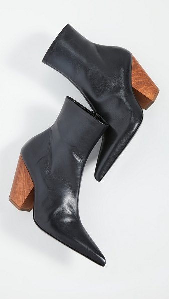 Simon Miller pack booties in black