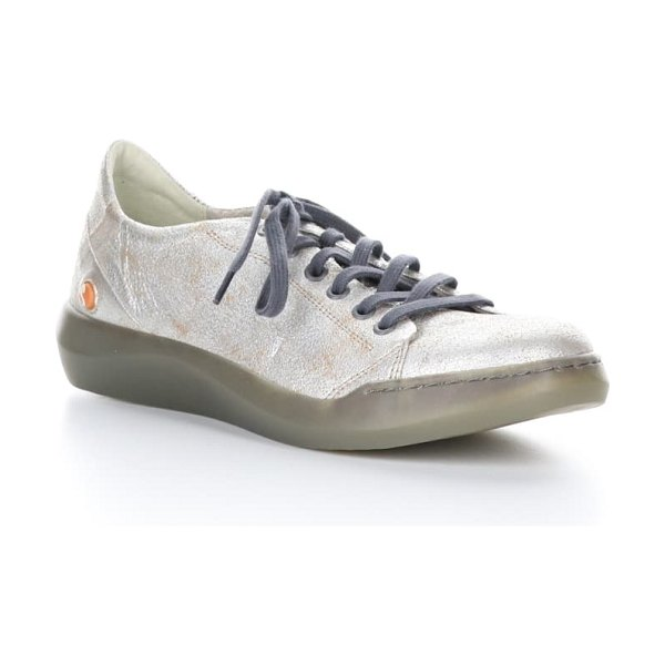 SOFTINOS BY FLY LONDON bauk sneaker in pearl cool