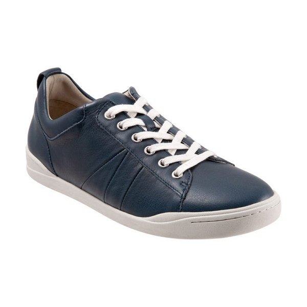 SoftWalk softwalk(r) athens sneaker in navy leather