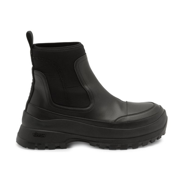 Stella McCartney chunky ankle boots in black