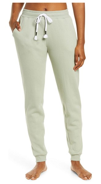STRUT THIS frenchie high waist joggers in clover