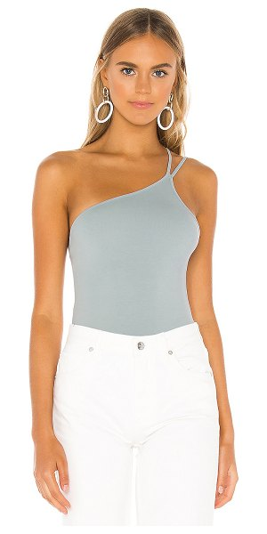 superdown lexis bodysuit in light blue