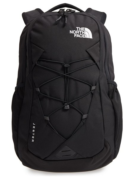 The North Face 'jester' backpack in tnf black