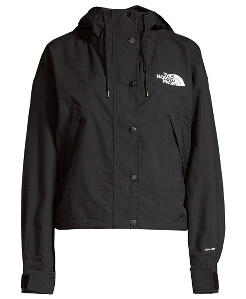 The North Face reign on relax-fit nylon jacket in black