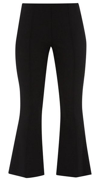 THE ROW beca tailored trousers in black