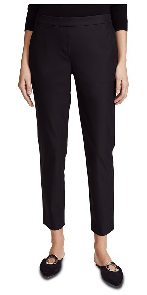 Theory approach thaniel pants in black