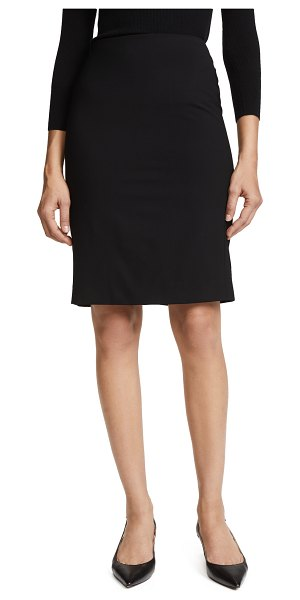 Theory edition pencil skirt in black