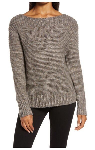 Tommy Bahama bahati sweater in dark pewter