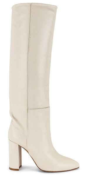 TORAL knee high boot in crudo