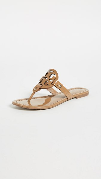 Tory Burch miller thong sandals in sand