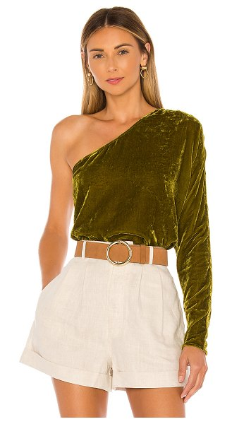 Tularosa nova top in moss green