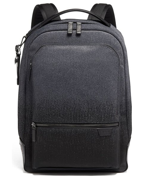 Tumi harrison bradner backpack in charcoal ombre