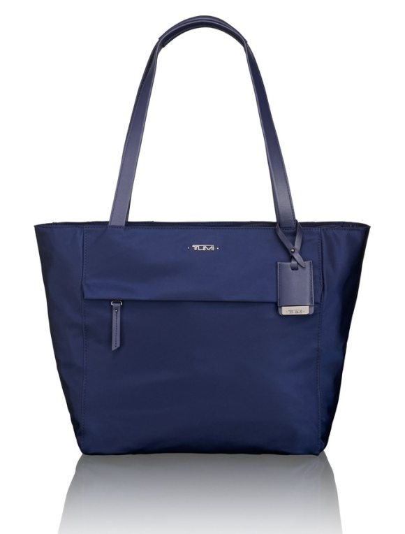 TUMI small m-tote nylon tote - Whether you're heading to the office or on an overseas...