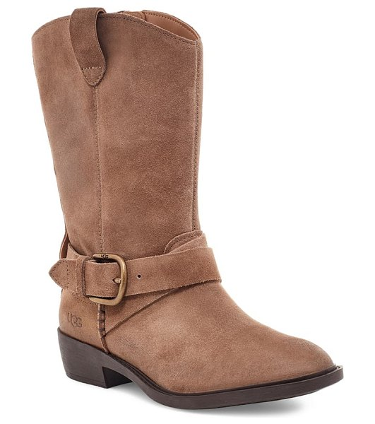 UGG ugg reeza boot in coffee grounds suede
