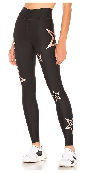Ultracor Ultra High Duochrome Pop Star Legging in black