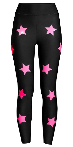 Ultracor ultra high knockout leggings in nero neon pink