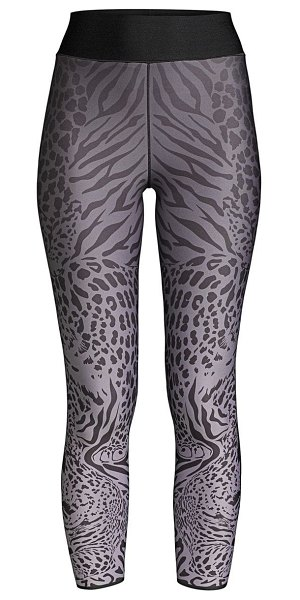 Ultracor ultra-high panthera leggings in blush graphite - On-trend animal print with side stripe patterns leggings...