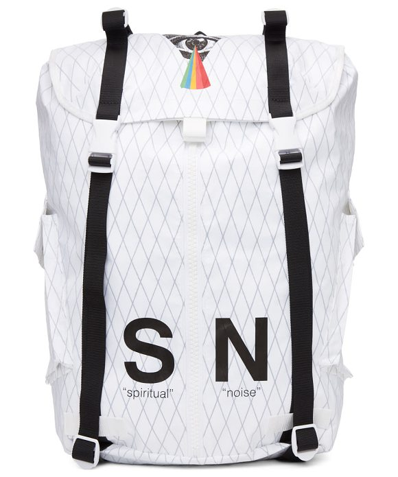 1d4c58a7fbb Undercover Silent Noise Backpack in White