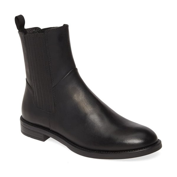 VAGABOND SHOEMAKERS amina bootie in black leather