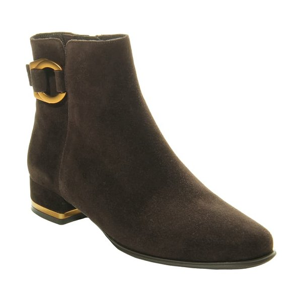 VANELi admon bootie in brown suede