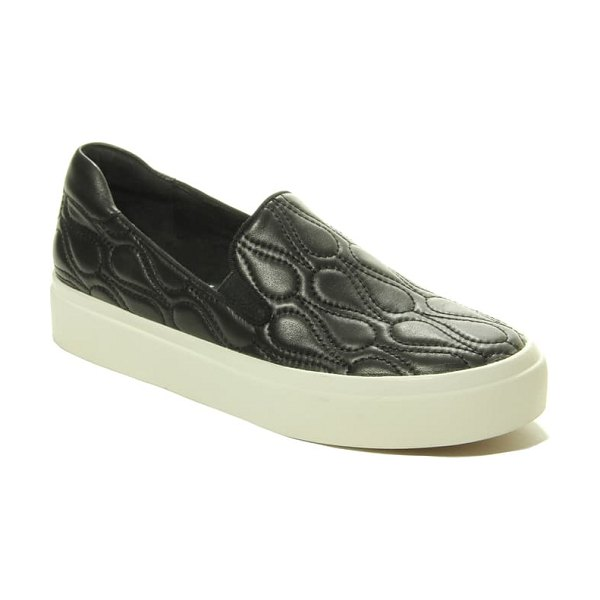 VANELi yoshi slip-on sneaker in black leather