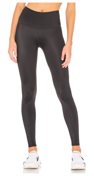 Wear It To Heart high waisted legging in black