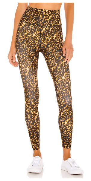 WeWoreWhat high waist legging in multi