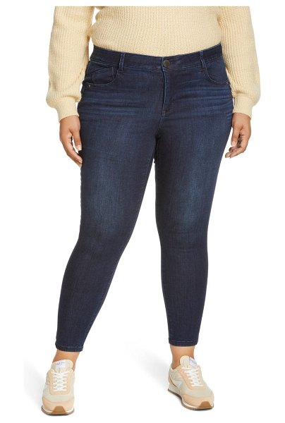 Wit & Wisdom ab-solution luxe touch high waist skinny jeans in in-indigo