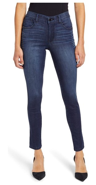 Wit & Wisdom ab-solution luxe touch high waist skinny jeans in indigo