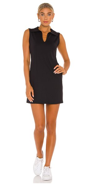 YEAR OF OURS club dress in black