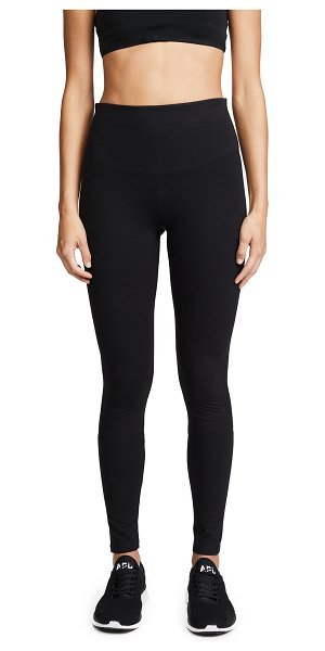 Yummie by Heather Thomson milan leggings in black