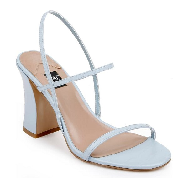 ZAC Zac Posen shelby slingback sandal in baby blue leather