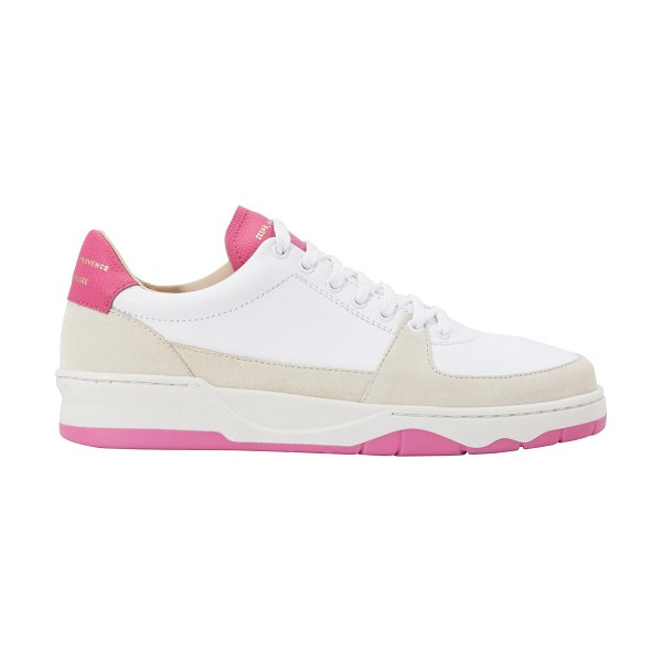 Zespa Nappa leather sneakers in fuschia - Since 2009, French brand Zespa, which has created these...