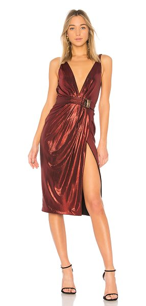 ZHIVAGO After Dark Dress - Self: 100% polyContrast: 100% metalLining: 95% poly 5%...