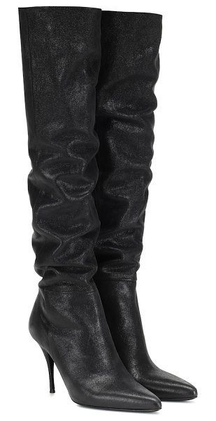 Zimmermann leather boots in black