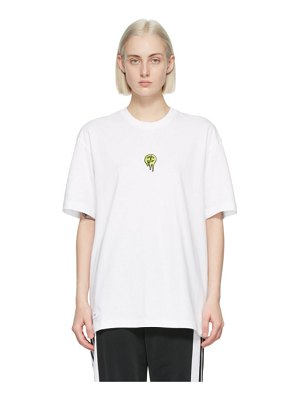 032c adidas originals edition logo t-shirt