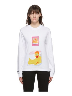 032c die todliche doris edition ducky long sleeve t-shirt