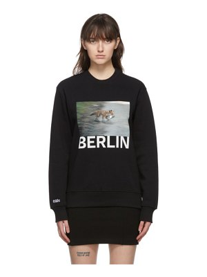 032c die todliche doris edition fox sweatshirt
