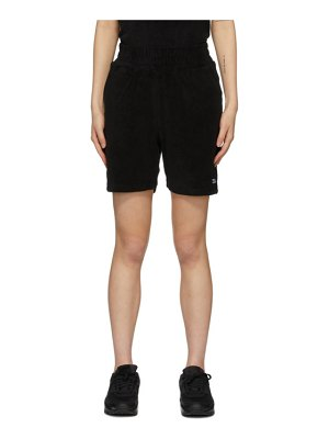032c terry logo embroidery shorts