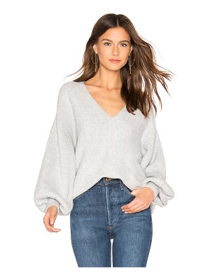 1. STATE Bubble Sleeve Sweater