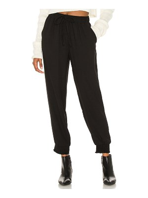 1. STATE crepe jogger