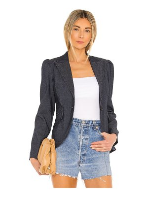 1. STATE denim blazer