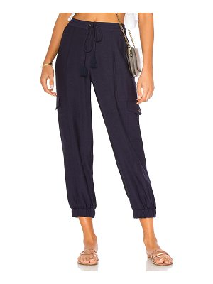 1. STATE Flat Front Cargo Pant