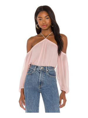 1. STATE high neck blouse
