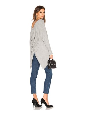 1. STATE Knot Long Sleeve Top