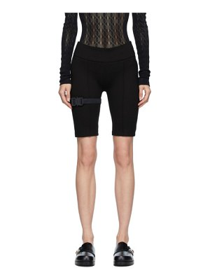 1017 ALYX 9SM black cycling shorts