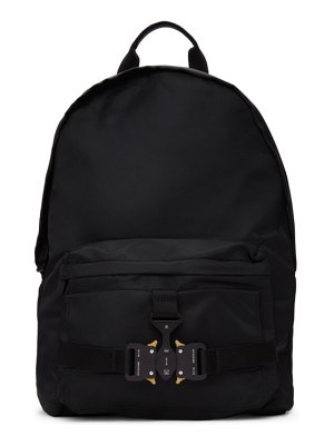 1017 ALYX 9SM black re-nylon tricon backpack