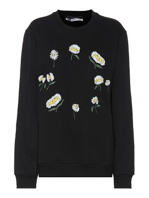 1017 ALYX 9SM daisy ring cotton-blend sweatshirt