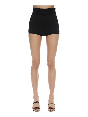 16R Rosa stretch jersey shorts