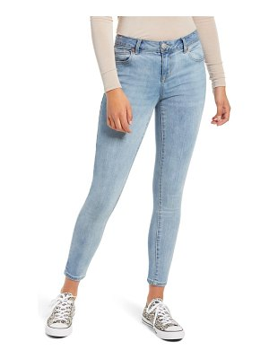 1822 Denim mid rise ankle jeans